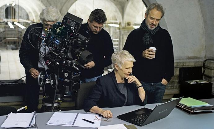 在好莱坞 摄像组的分工与职责