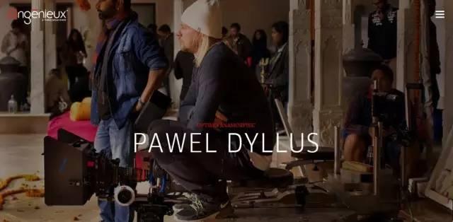 专访摄影师Pawel Dyllus: 如何运用安琴 56-152 镜头