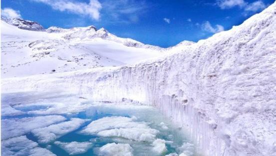 VR版达古冰山,带你来场天下最美的流浪