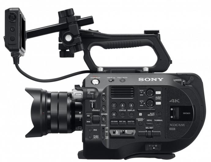 这样的索尼FS7 Mark II你会买账吗 - 影视工业网