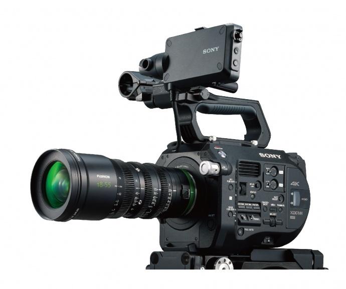 光学大厂富士发布新款电影变焦镜头,E卡口便携,看着不错哦