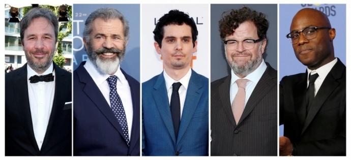 来,深入了解各位2017年奥斯卡最佳导演提名者
