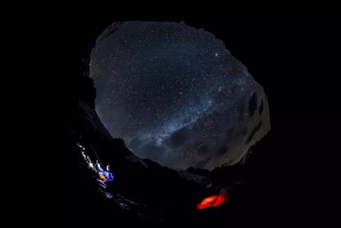挑战自然巅峰 使用UX180拍摄贡嘎雪山纪实