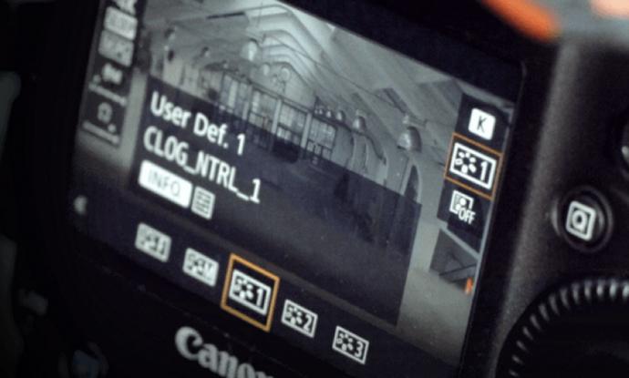 佳能单反相机终于可以使用C-Log 和 HDR啦!