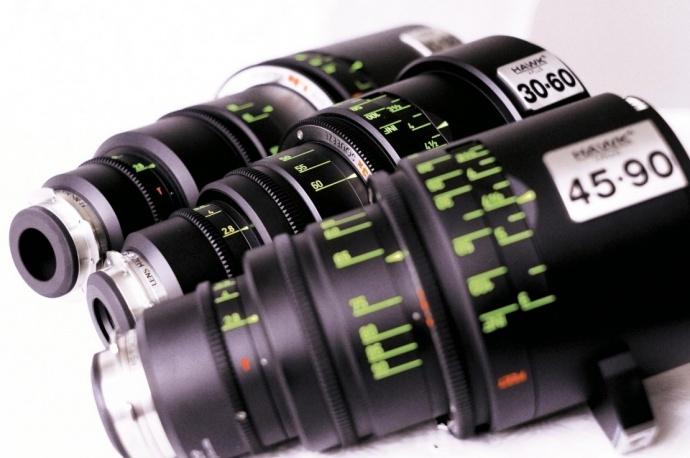 镜头测试:6款变形宽银幕镜头在Red Weapon 和 Arri Alexa的测试对比
