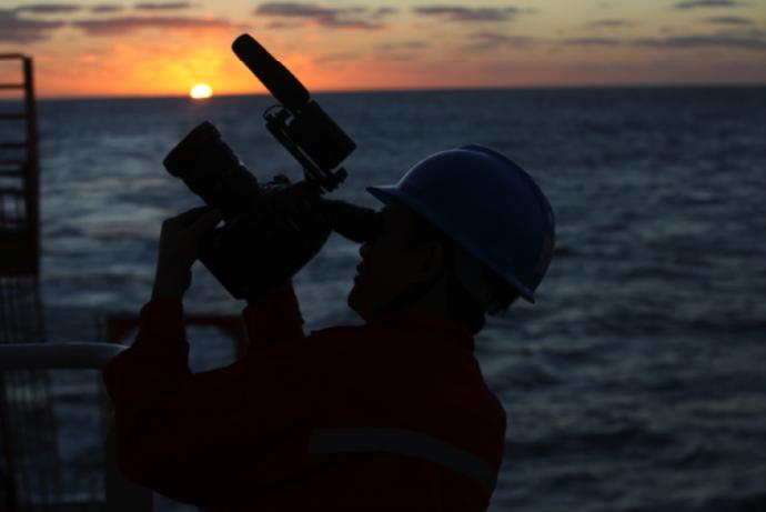 大洋科考的忠实记录者 ——佳能EOS C100 Mark II拍摄纪录片经验谈