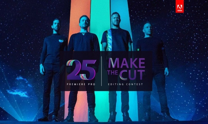Adobe Premiere Pro 25周年庆生,推出Make the Cut影音剪辑大赛