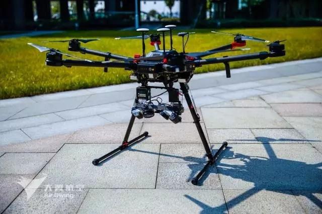 大疆经纬M600 Pro——提供测绘建模新方案