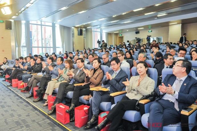 陈嵩受邀出席上海交大ICCI双年庆 主题分享文创产业下的共享与社群