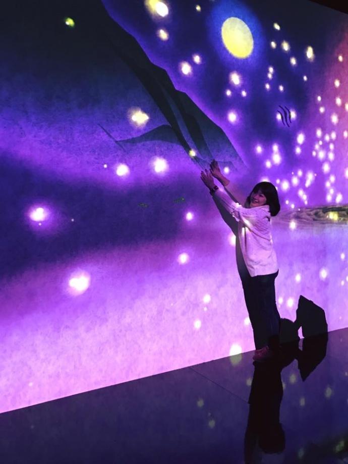 直播:和漂漂老师一起走进teamLab展 奇幻绚丽宇宙就在你身边!