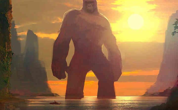 《金刚:骷髅岛》怪兽科普,最好的设置莫过于这些