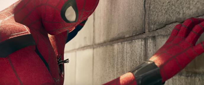 《蜘蛛侠:英雄归来》新发预告,小蜘蛛和钢铁侠在一块果然各种嘴炮