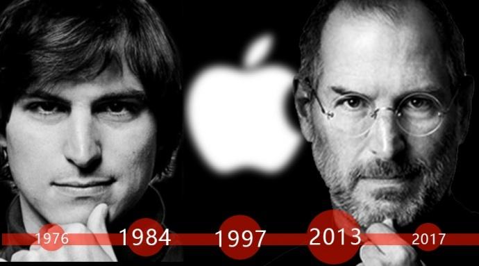 创立41年、做了数百个短视频,独家揭示Apple如何从革命者到包容者的巨变故事
