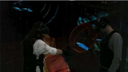 打破第四面墙,世界首部VR多人社交互动电影诞生!
