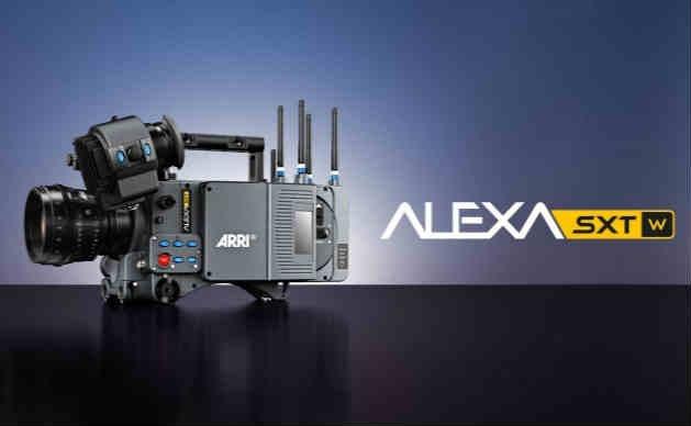 ALEXA SXT升级,成为无线电影摄影机系统