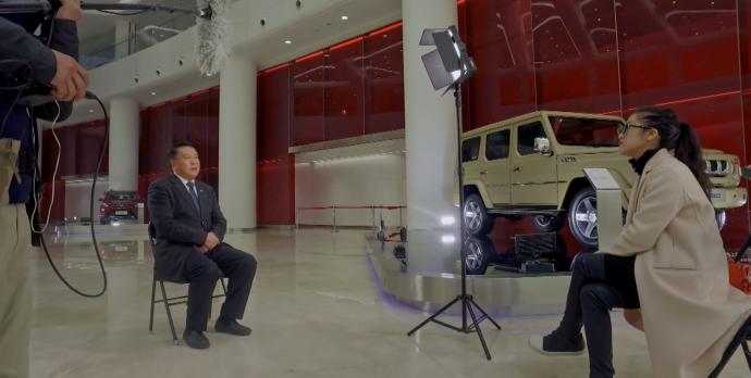 专访 | 《汽车百年》总导演陈怡:坚持最纯粹的纪录片创作