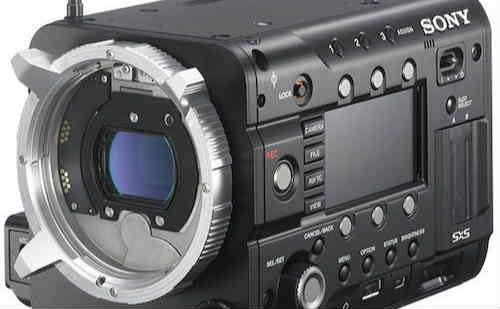NAB | 索尼F55和F5固件升级,并将高清120fps加入到FS5中
