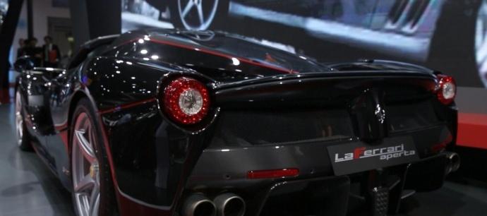 魔力引擎:上海车展跑车合集