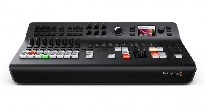 Blackmagic Design最新推出ATEM Television Studio Pro HD