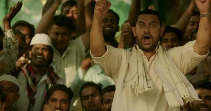 阿米尔·汗通过《摔跤吧!爸爸》发声:宝莱坞明星如何用电影来提高影响力