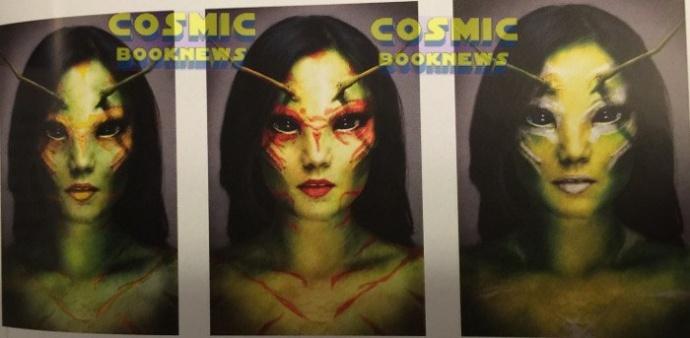 没看这些图,你还不知道螳螂女原来是绿脸