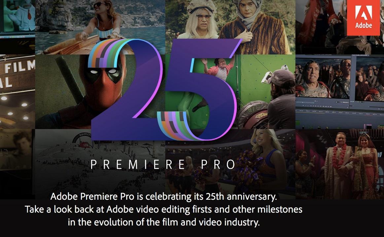 Adobe发布对影片编辑的重大更新