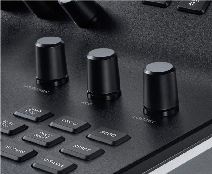 新鲜出炉 | DaVinci Resolve Micro Panel 开箱测评