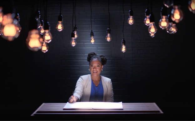 拍摄商业广告,这名摄影师打光方式超赞