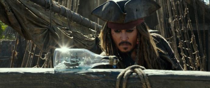 《加勒比海盗5》即将上映,花絮比正片还好看