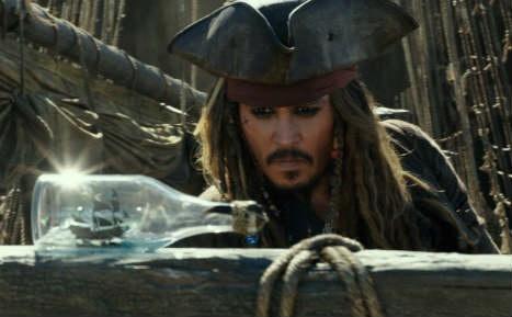 《加勒比海盗5》的这些花絮比正片还好看