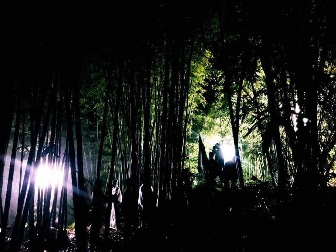 网络大电影《萨满女尸》已杀青,精彩剧照分享!
