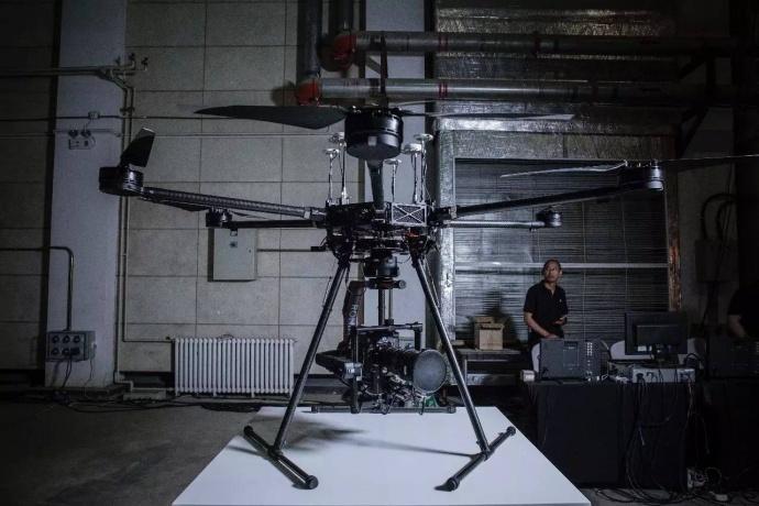将如影2搭载在9种不同的专业影视设备上,是一种怎样的体验?