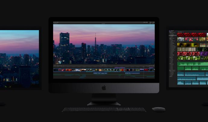 苹果推出为创作者而生的专业级iMac Pro,到底有多强大