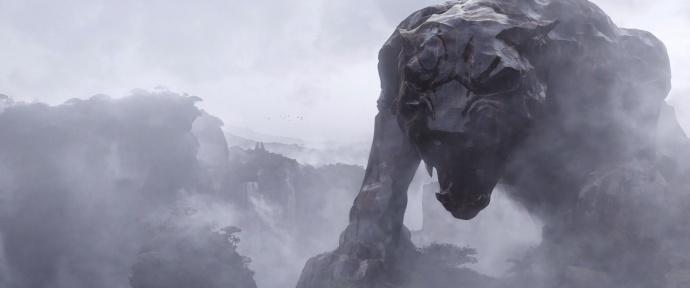 《黑豹》首轮预告片和海报双发,揭秘神秘的瓦坎达