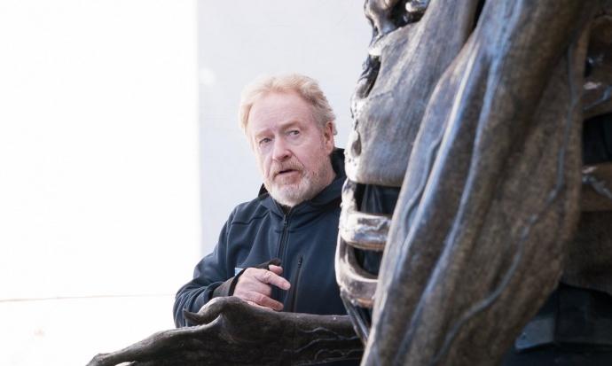 拍到《异形:契约》已经80岁,导演亲述这几十年来的从业经历