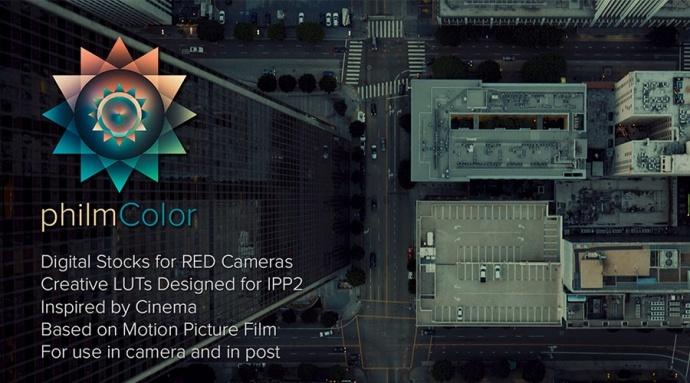 RED摄影机在IPP2模式下,快速出风格的LUTs大放送!