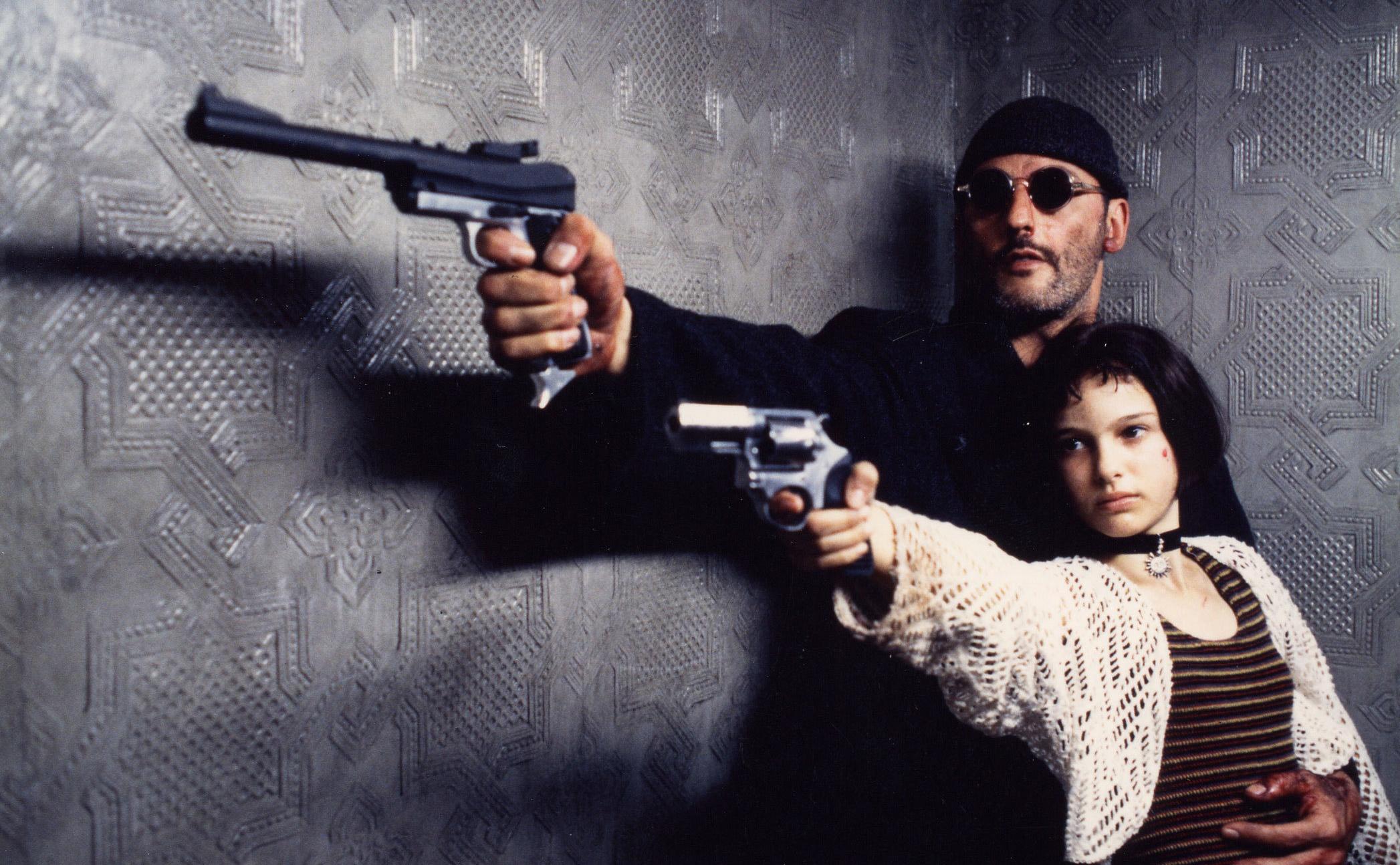 拉片《杀手里昂》,如何用一场戏塑造人物性格