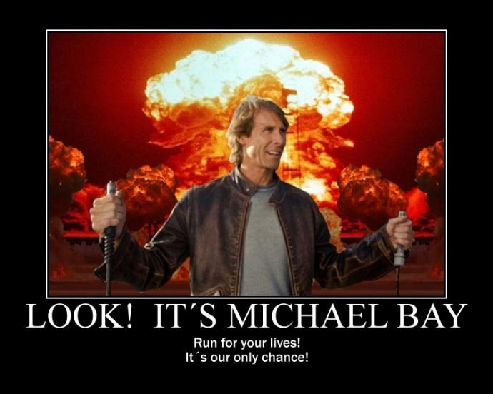 """你们都叫他""""爆炸贝"""",但真的明白那些爆炸场面是怎么拍出来的吗?"""