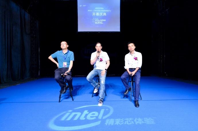 现场体验英特尔酷睿i9十核处理器,激发影视设计从业者无限潜能