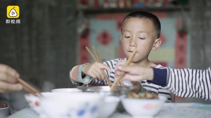 星云5100拍摄:关爱留守儿童公益广告图片