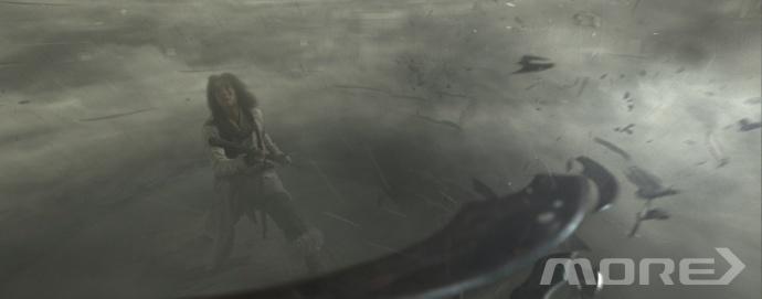 MORE VFX《悟空传》视效解析 Part4·刀刃风暴