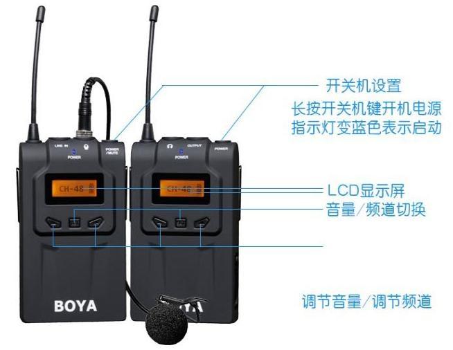 无线麦克风怎么连接电脑?