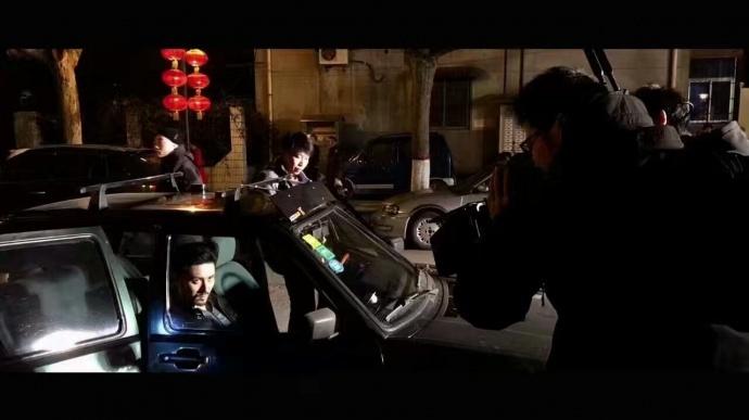 网络大电影«叛逆者联盟»拍摄花絮第3期——贵州省多彩贵州影业有限公司