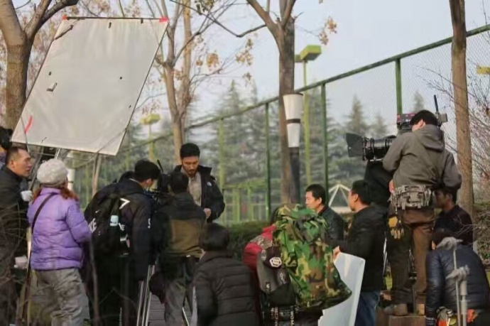 网络大电影«叛逆者联盟»拍摄花絮第一期——贵州省多彩贵州影业有限公司