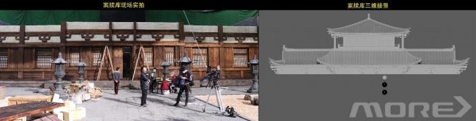 MORE VFX《绣春刀·修罗战场》视效解析 Part5·【案牍库】