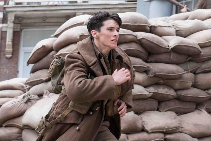 看《敦刻尔克》如何重现第二次世界大战的军装风格