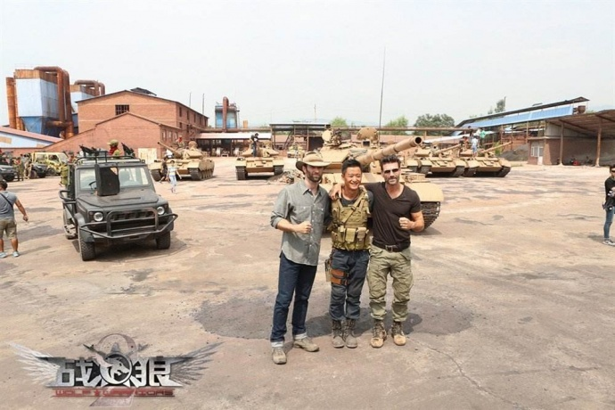 中国剧组如何在国外拍摄军事动作类型影片(一)