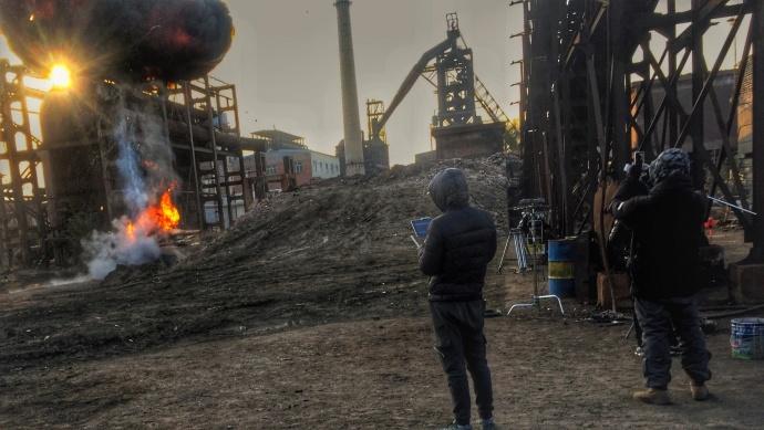 《战狼2》航拍特辑附工作花絮