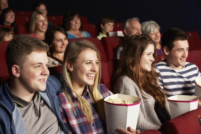 我们看电影,想过电影也会在看你吗?