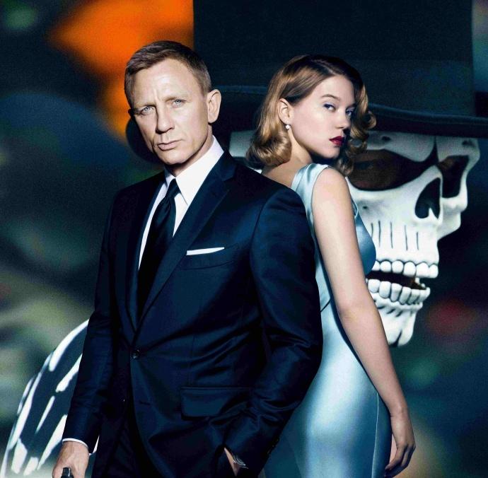 007新电影:SHOWTIME总裁证实丹尼尔·克雷格回归